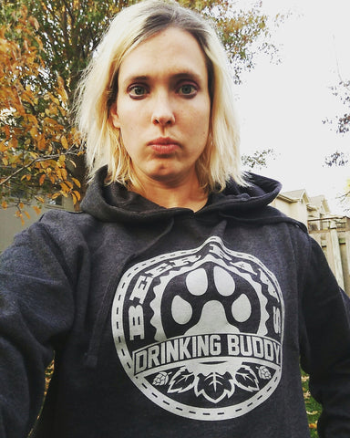 Drinking Buddy Pullover Hoodie