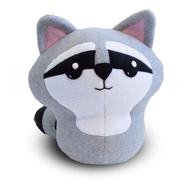 "Adorblings™ Raccoon Plushie Stuffed Toy - Large - 10"" - CraftyAlien.com"
