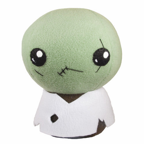 "Zombie Plushie Stuffed Toy - Large - 10"" - CraftyAlien.com"