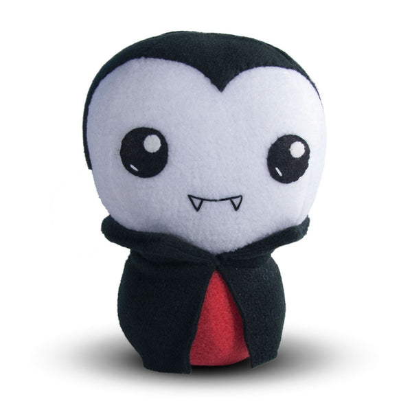 "Vampire Plushie Stuffed Toy - Large - 10"" - CraftyAlien.com"