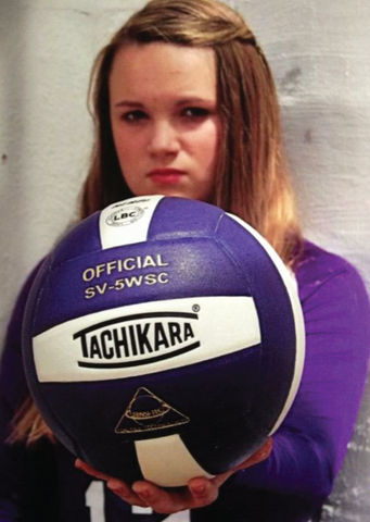 story of high school volleyball player Jessica fierce