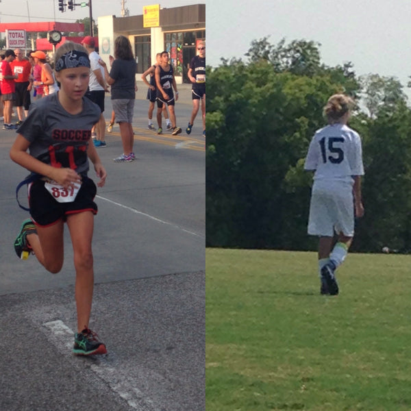 lauren running and soccer player wunderkinds