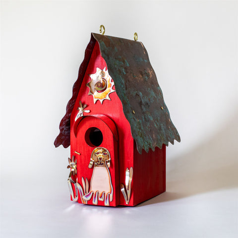 Good Dog Birdhouse