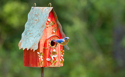 For Over A Decade, Weu0027ve Been Making Whimsical, Hand Crafted Copper Roof  Birdhouses On Our Farm In Virginiau0027s Beautiful Shenandoah Valley.