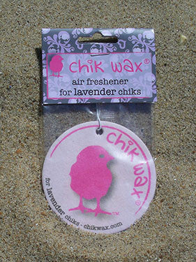 chik wax air freshener for lavender chiks