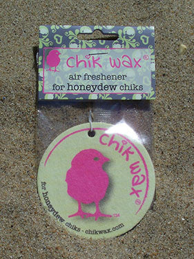 chik wax air freshener for honeydew chiks