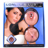 Lonely & Lusty 性爱娃娃 - 伊人成人情趣用品  - 1