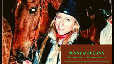 BELOVED HORSE SUNNY SPEAKS from THE OTHER SIDE YEP!!  4 Minute Read