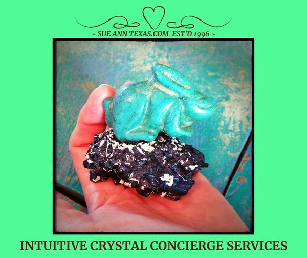 "Crystal Concierge Services Just for You! Let Me Match You Up with Your Perfect, Exact Pieces Intuitively!! It's Another One of My ""Meant to Be"" Gigs, Y'all!! - SueAnnTexas.Com & The Shoppe"