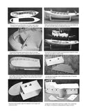 "Full Size Printed Plan to Buils a WW II Army 85"" tug boat scale 1:28 L 37"" for radio control"