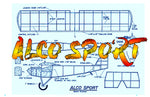 Full Size Printed Peanut Scale Plans ALCO SPORT a good choice for your first Peanut .