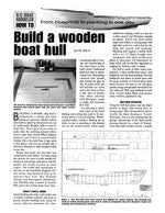 Full Size Printed Drawing Scale 1/200 German battleship Scharnhorst Suitable for Radio Control
