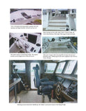 "Buila 1:16 Scale  Bering Motor Yacht 41"" Full Size prinrted Plan and Article"