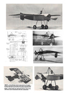 Full Size Printed Peanut Scale Plans BEACHEY MONOPLANE is relatively simple and ligh