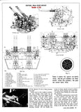 Printed Drawings & Articles Scale 1:32 Quad Single and Twin Bofors