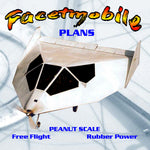 Full Size Printed Peanut Scale Plans Facetmobile Ready to try something a little out of the ordinary