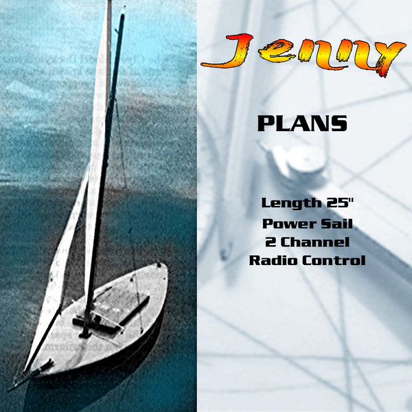 Listing is for Full Size Printed Plans Sailing yacht L 25