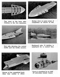 Build a 1:12 Scale model  unlimited hydroplane Slo-mo-shun IV Full size printed plans A build notes
