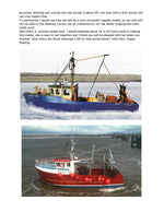 "Full Size Printed Plan Scale 1:16 ""INSHORE STERN TRAWLER"" Suitable for Radio Control"