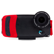 Watershot® PRO Line Housing Kit iPhone®8 Black/Red Snapper