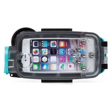 Watershot® PRO Line Housing iPhone® 7 Plus / 8 Plus Dual-Lens Black/Limpet Shell