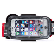Watershot®PRO Line Housing iPhone®7 Plus Dual-Lens Black/Red Snapper
