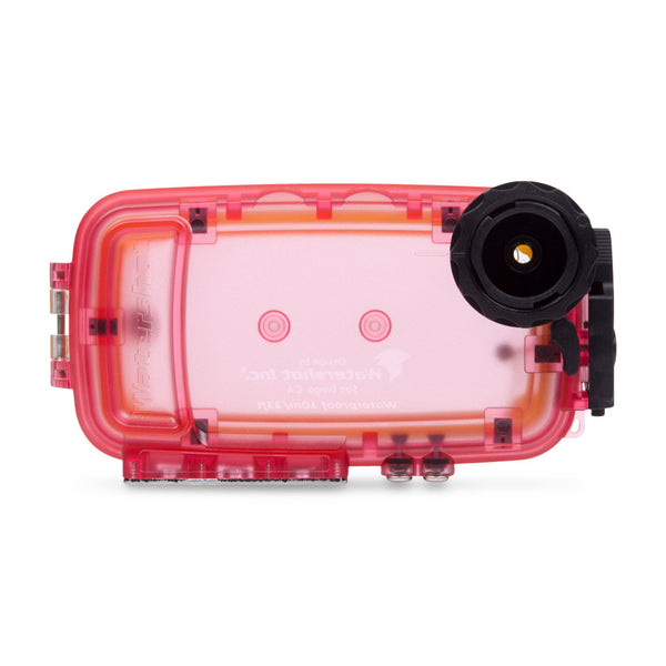 Watershot® SPLASH Housing Kit iPhone® 5/5c/5s/SE Magenta