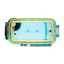 Watershot® SPLASH Housing Kit iPhone® 5/5c/5s/SE Cyan ***SOLD OUT***
