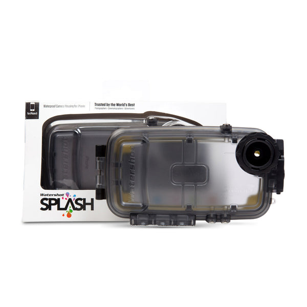 Watershot® SPLASH Housing Kit iPhone® 6/6s Black