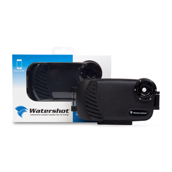 Watershot® iPhone® 5/*5c/5s/SE Black