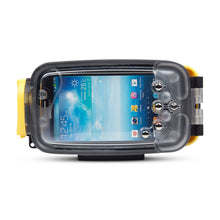 Watershot® Galaxy S4 PRO Line Housing Black/Sunfish ***SOLD OUT***