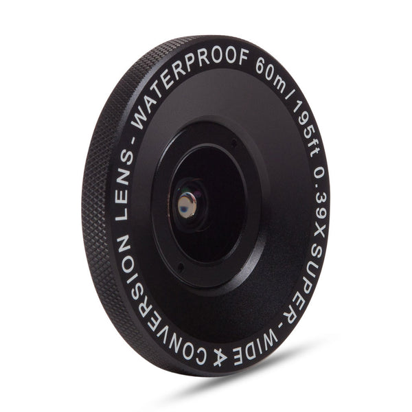 Watershot® 0.39X Wide-Angle Lens Port Single-Lens
