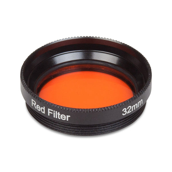 Watershot® Red Filter 32mm for Standard Lens Port - SOLD OUT