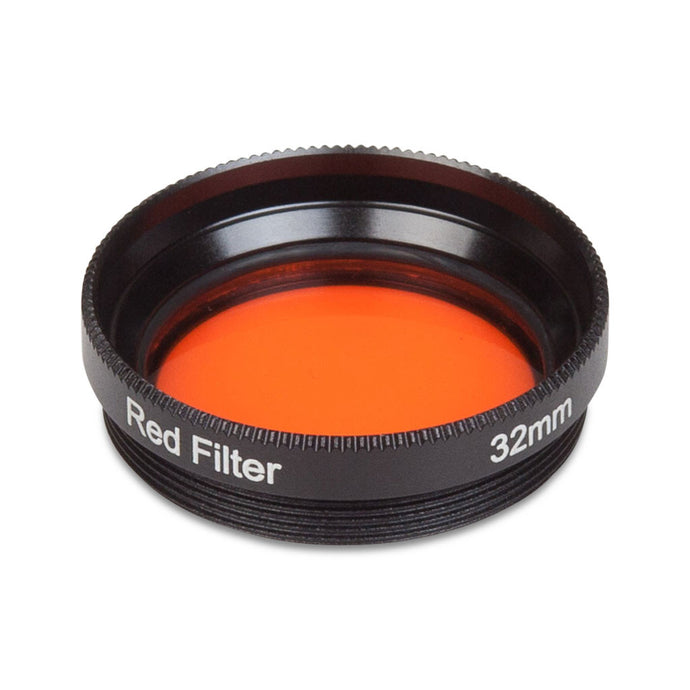 Watershot® Red Filter 32mm for Standard Lens Port - In Stock!