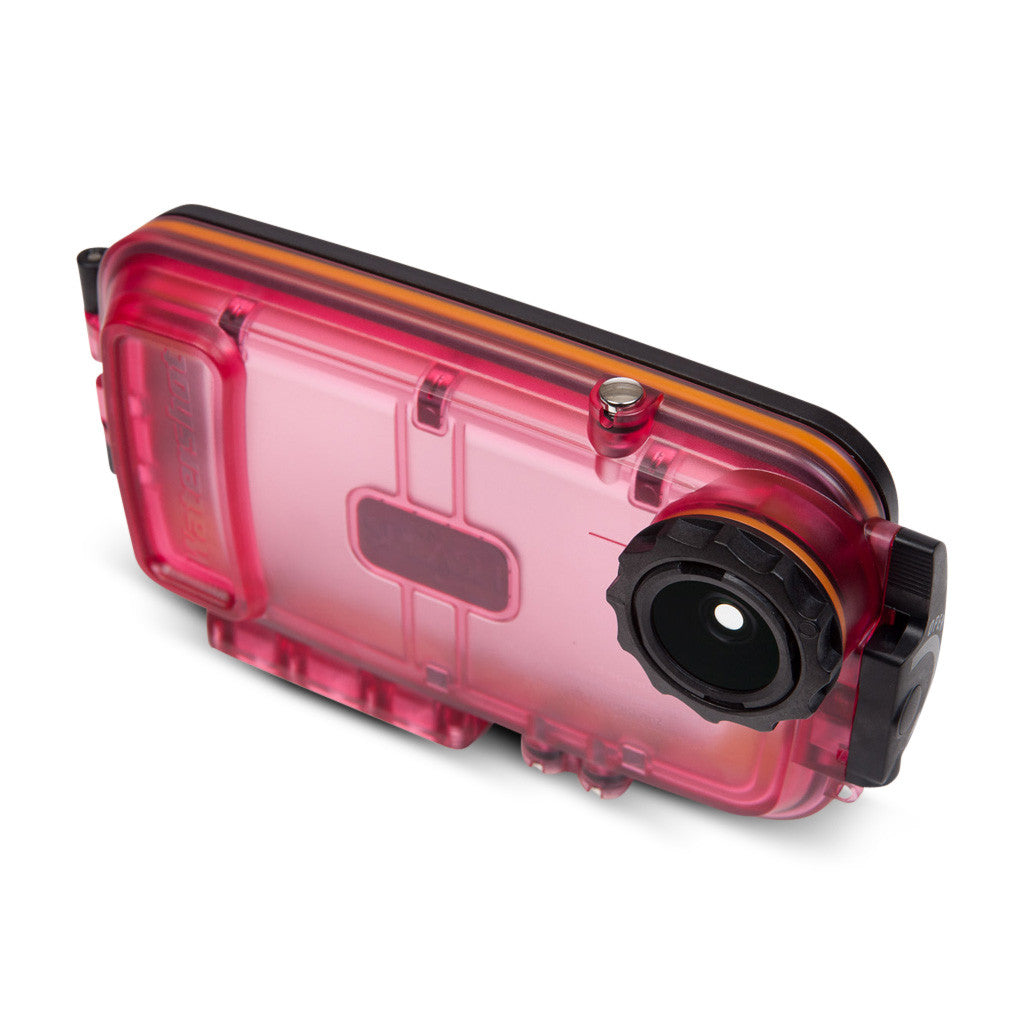 Watershot® SPLASH Housing Kit iPhone® 6/6s Magenta ***CLOSEOUT SALE***