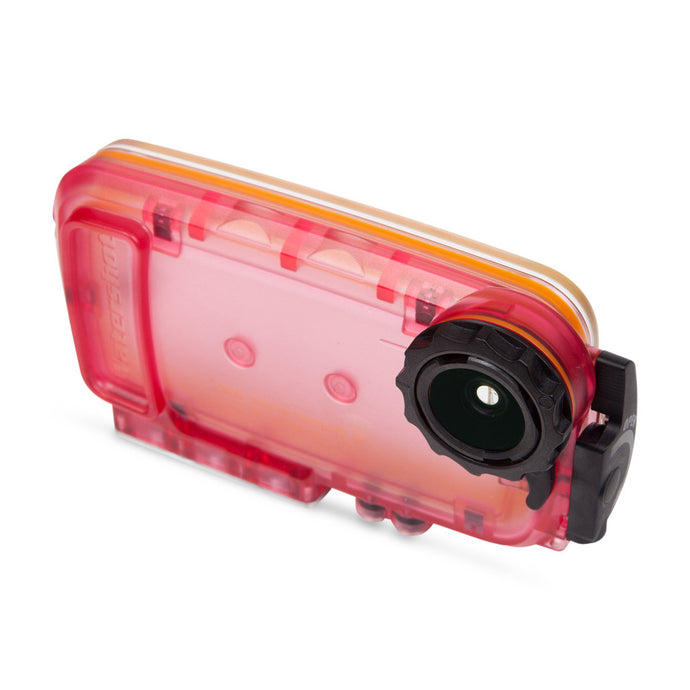 Watershot® SPLASH Housing Kit iPhone® 5/5c/5s/SE Magenta ***CLOSEOUT SALE***