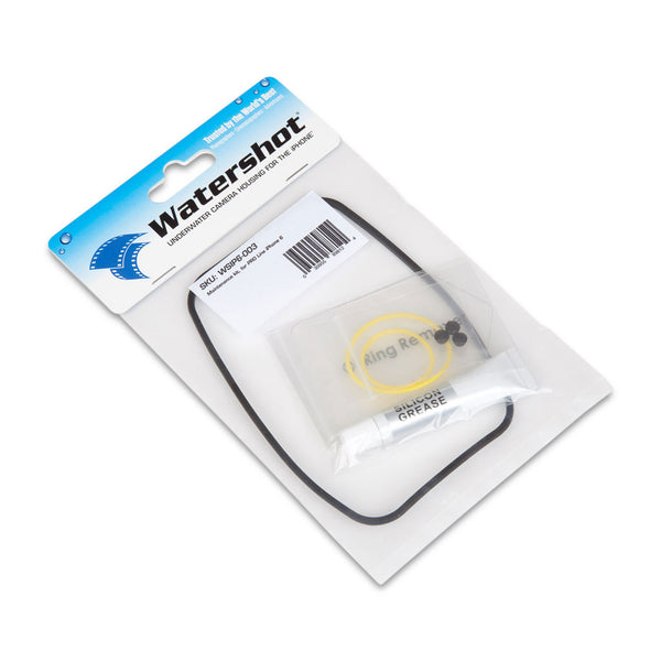 Watershot® Maintenance Kit iPhone® 6/6s PRO Housing ***CLOSEOUT SALE***
