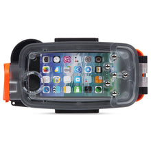 Watershot® PRO Line Housing iPhone® 6(s) Plus - Black/Garibaldi