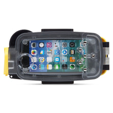 Watershot® PRO Line Housing Kit iPhone® 6(s) Plus - Black/Sunfish