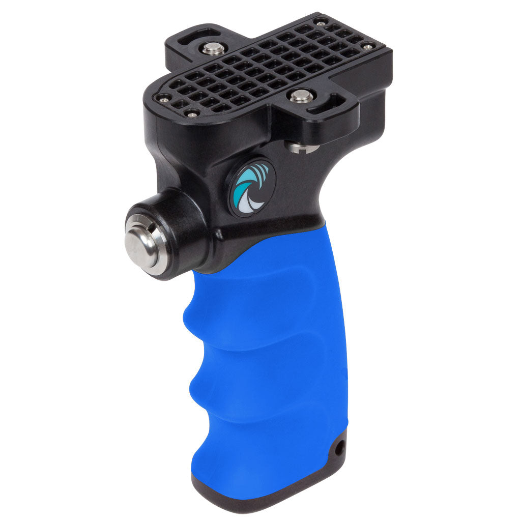 Watershot® PRO Bluetooth® ISR Pistol Grip Black/Marlin Blue