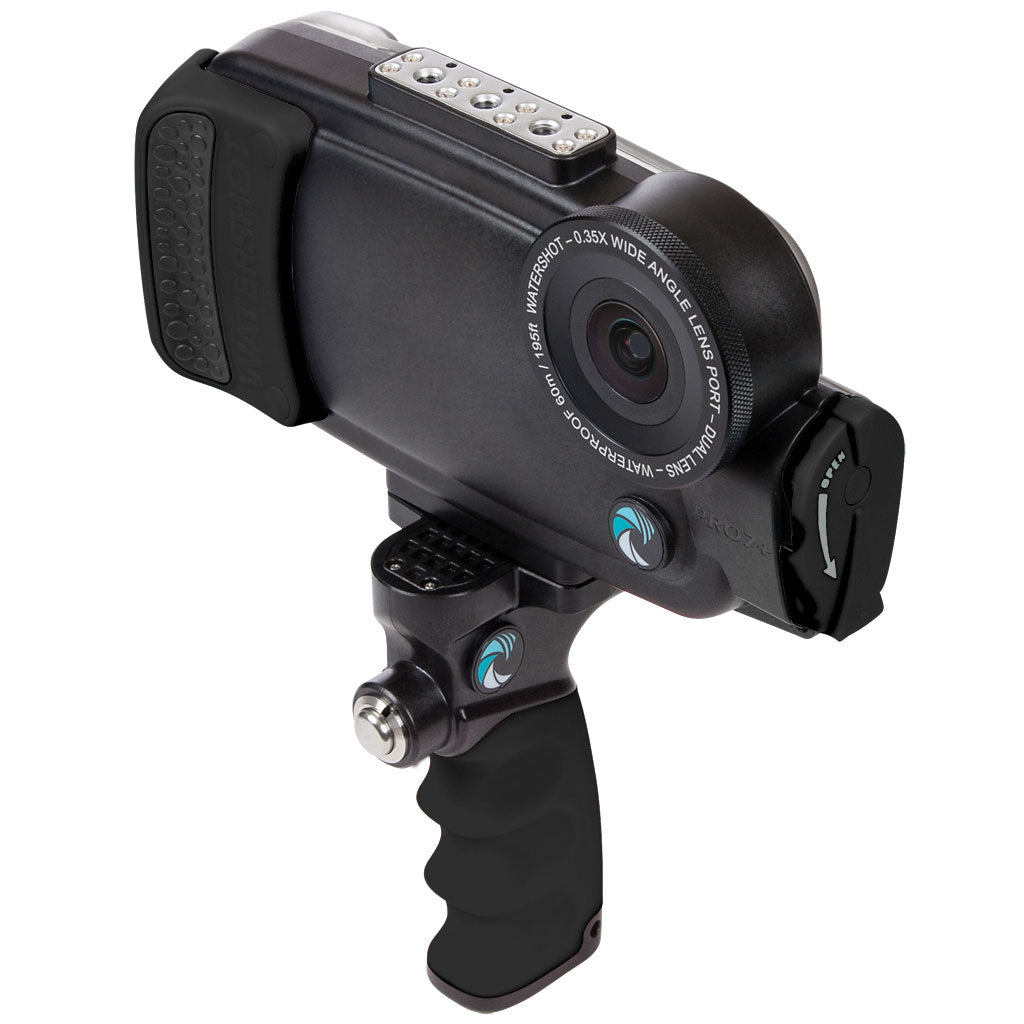 lenses for iphone watershot 174 pro bluetooth 174 isr pistol grip black octopus 9882