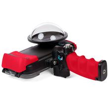 Watershot® PRO Bluetooth® ISR Pistol Grip Black/Red Snapper