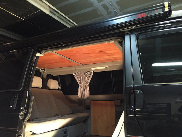 fiamma f45 s 260 awning for eurovan or vanagon cavevan