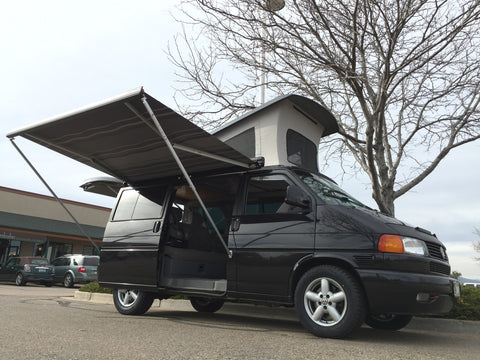 Fiamma F45 S 260 Awning for Eurovan or Vanagon