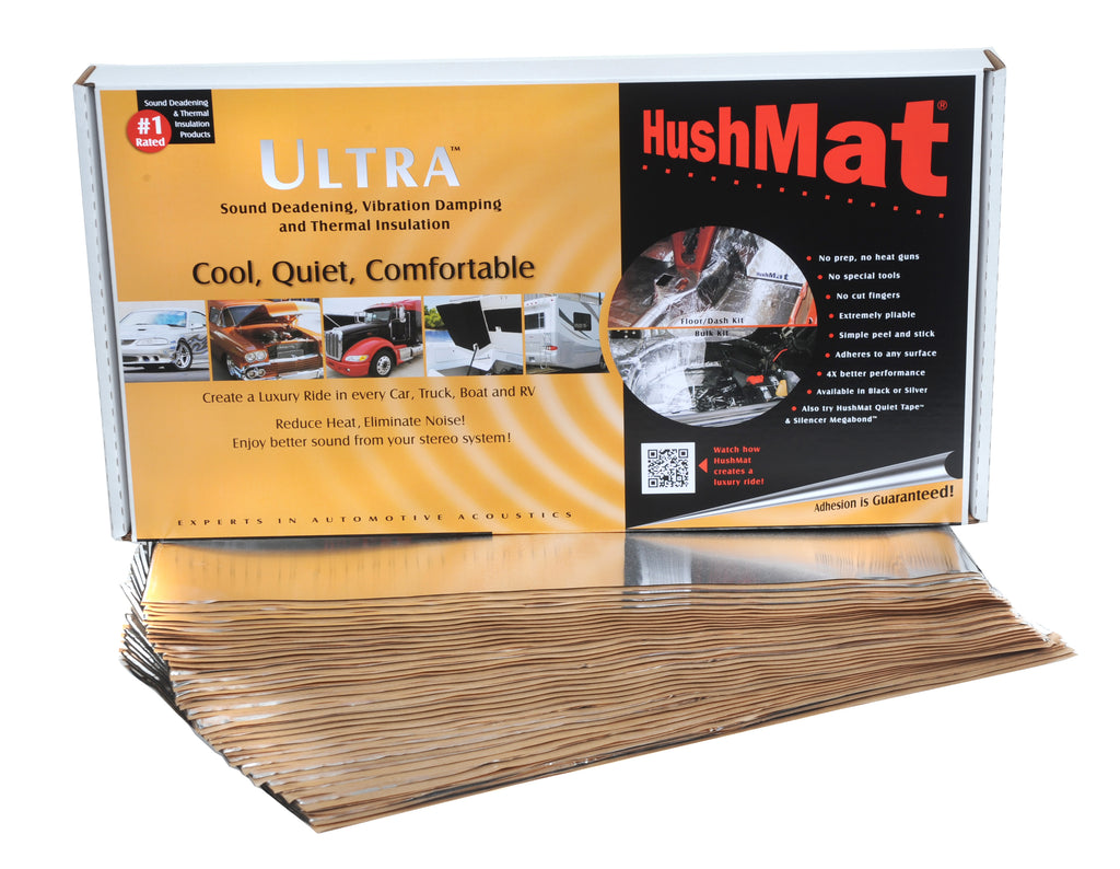 Hush Mat Sound Deadening/Insulation