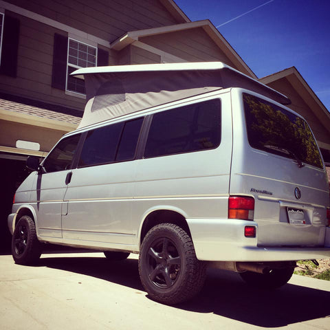 Eurovan Lift Spacers