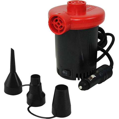 Air Pumps - XPOWER AP-1131 12V DC Inflatable Air Pump To Power Childeren Water Inflatables And Mattresses
