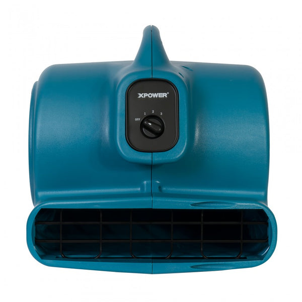 XPOWER X-600A 1/3HP Air Mover with GFCI Daisy-Chain