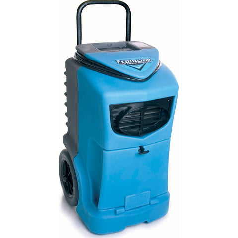 Dehumidifier - Dri-Eaz® Evolution® F292-A Dehumidifier LGR Dehumidifier Set The Performance Standard Blue