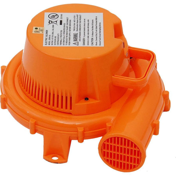 Inflatable Blower - Contair® DEM-35 0.35HP Inflatable Bounce House Jumper Blower Fan Motor Air Pump